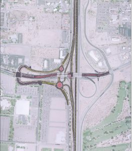 Proposed Interstate25 at University Ave improvement project